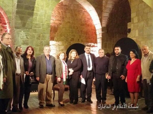 امسية شعرية في مدينة طرابلس الفيحاء بمناسبة عيد استقلال لبنان