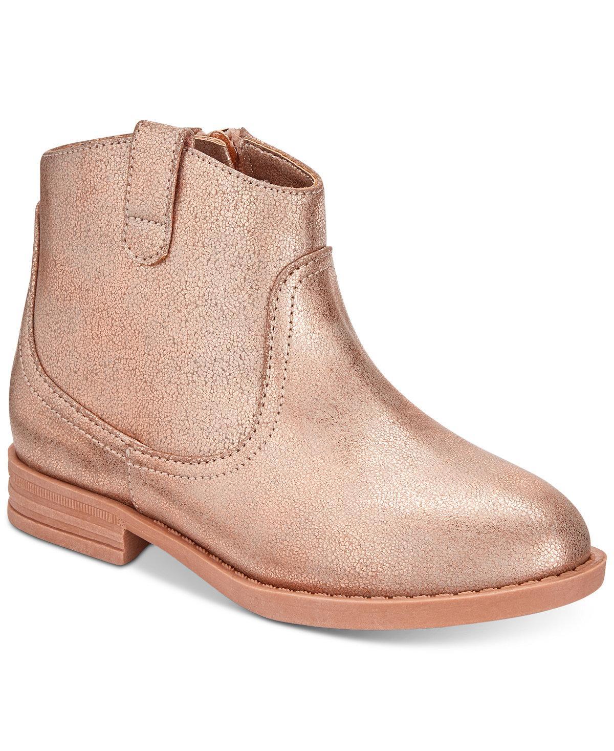 احذية اطفال بتصميمات انيقة موضة شتاء 2018 638492089.jpg