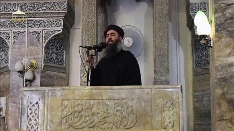 البنتاغون يمتنع عن التعليق على تقارير حول وجود أبو بكر البغدادي في قاعدة أمريكية بسوريا