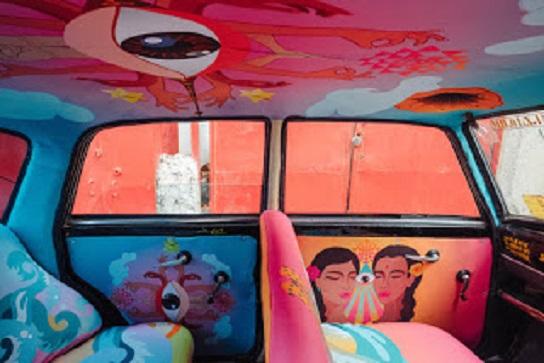 سيارات اجرة في الهند تتحول 237316209.jpg