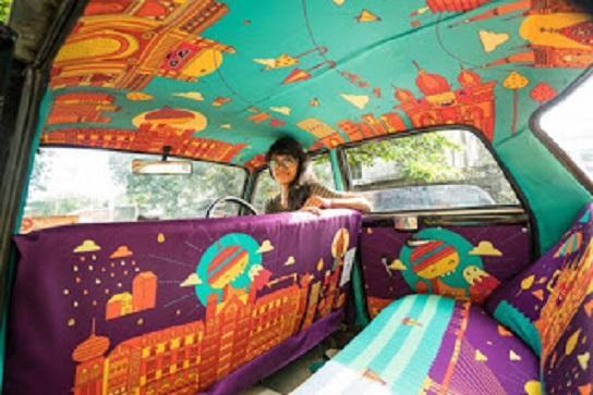 سيارات اجرة في الهند تتحول 370139109.jpg