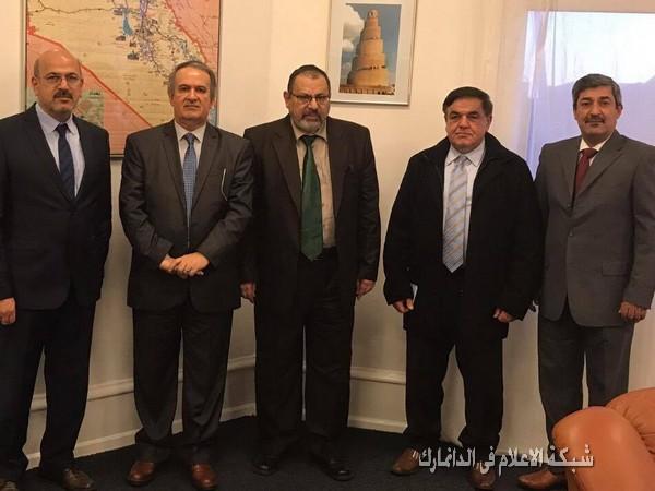 علمت شبكة الاعلام في الدنمارك : الدكتور علاء الجوادي سفيرا  في الاتحاد السويسري وسيباشر عمله كسفير لجمهورية العراق