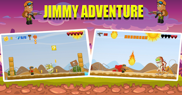 لعبة Jimmy Adventure