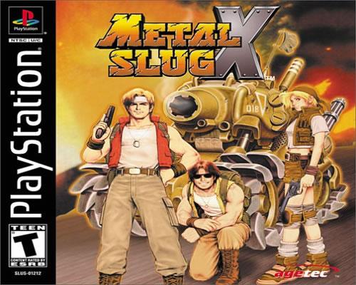 ‼◄اللعبة الشعبية metal slug x بحجم 26.7 ميجا عيش رمـــــــضان ►‼