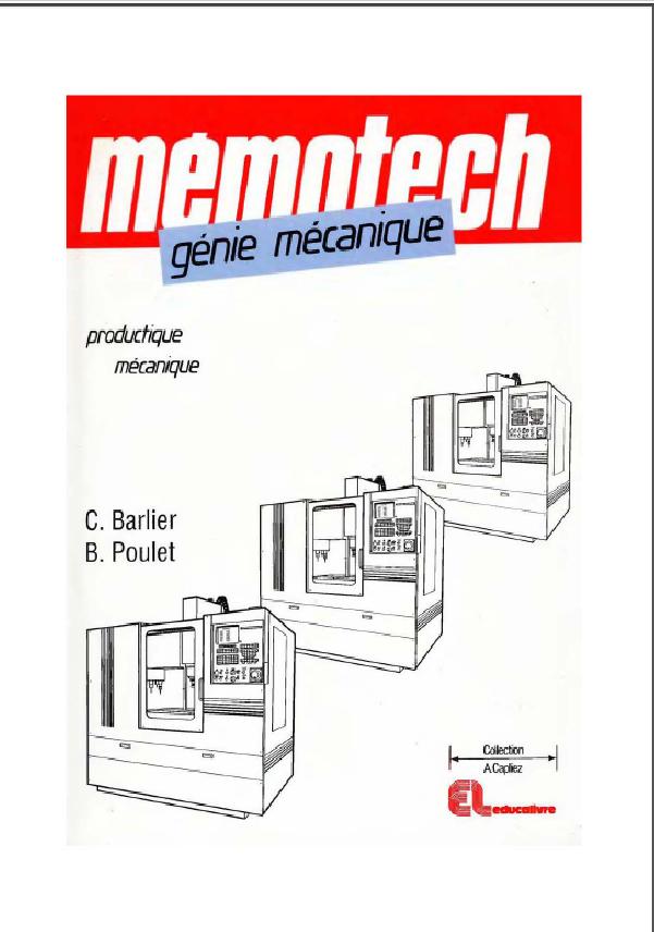 PDF CIVIL TÉLÉCHARGER GRATUIT MÉMOTECH GÉNIE