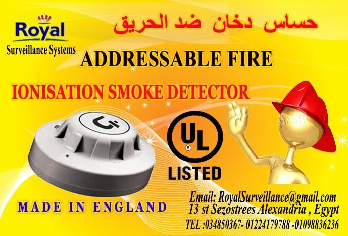 حساس دخان الحريق Addressable انتاج انجليزى 315394238