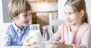 تغدية الأطفال ودور الحليب في نمو الطفل